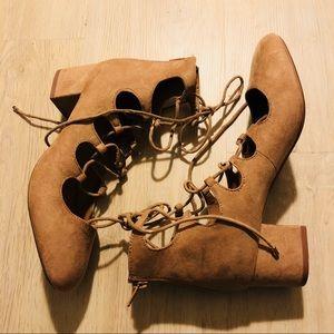 ALDO Block Heel Sandals!
